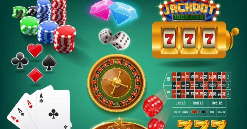 8 Trendy Ideas For Your Online Gambling